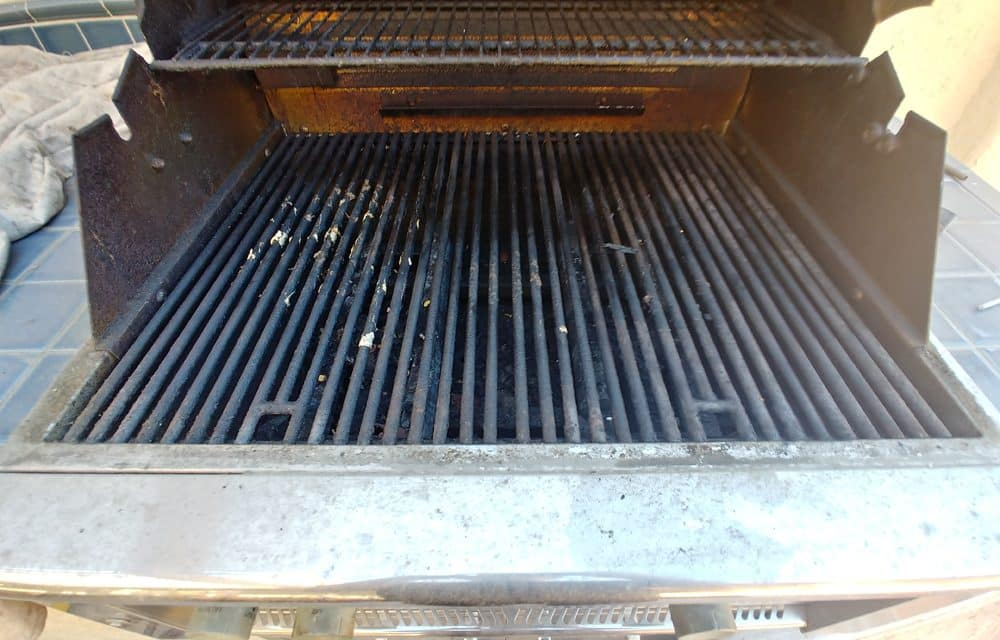 Why Have a BBQ Cleaning Before Winter?