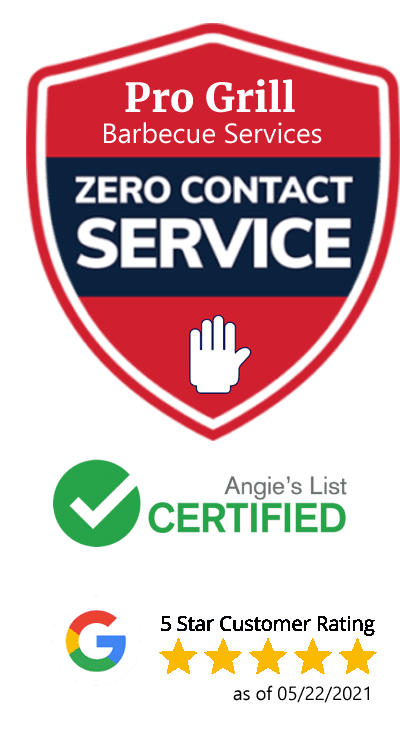 Pro Grill - Zero Contact Barbecue Cleaning & BBQ Repair